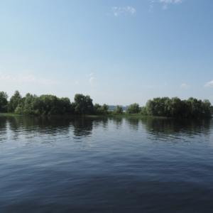 Остров на р.Волга